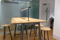 Task lighting accessory which can be specified during orders, and retro fitted to previously purchased products.