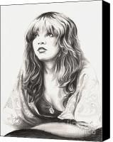 Gypsy Drawing by Kathleen Kelly Thompson - Gypsy Fine Art Prints and Posters for Sale