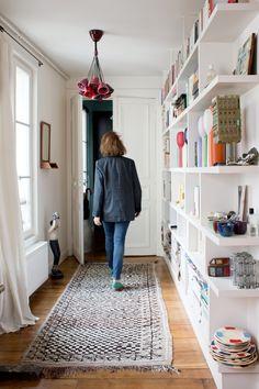 interesting hallway - Henriette, Paris 9ème