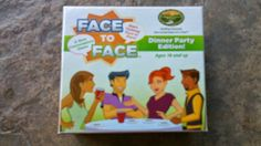 """The Face to Face games are small and easy to be carried anywhere. I use these often while waiting at the doctors or a WIC appointment : )"""