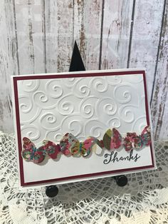 A personal favorite from my Etsy shop https://www.etsy.com/ca/listing/500914892/thanks-handmade-card