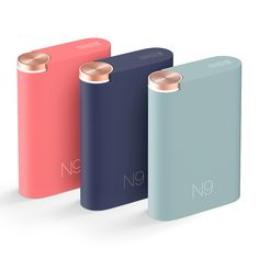 QC portable power bank with Id Design, Design Trends, Design Tech, Color Plan, Minimal Photography, Perfume Making, Lesage, Consumer Products, Minimal Design