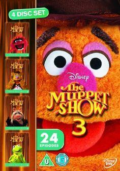 The Muppet Show - Season 3 [DVD] DVD ~ Jim Henson, http://www.amazon.co.uk/dp/B001CDVT8Q/ref=cm_sw_r_pi_dp_TT5Asb14WGS13