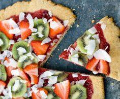 ¿A tu niño le encanta la pizza? Prepara una en casa a base de frutas. ¡Una receta diferente!