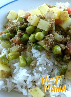 MSPI Mama: Beef Curry