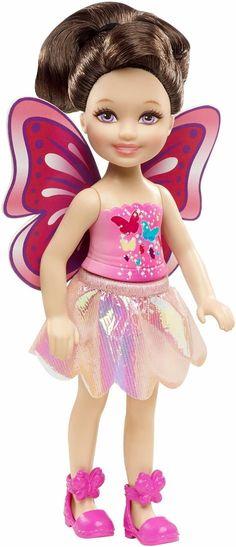 Barbie Chelsea Doll-Butterfly  2015