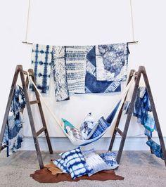 Drooling Over Shibori: The Japanese Art of Indigo Tie Dye | Angelica Angeli