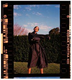 Kilo Kish On The Benefits Of Being Billion-Dimensional For Oyster Photography Editing, Portrait Photography, Photo Editing, Kodak Film, 35mm Film, Foto Frame, Polaroid Frame, Polaroids, Instagram Frame Template