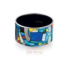 Браслет «Diva» широкий с цветными вставками Frey Wille где купить. ❤ liked on Polyvore featuring jewelry