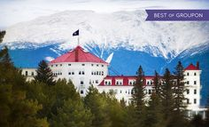 Omni Mount Washington Resort - Bretton Woods, NH: Stay at Omni Mount Washington Resort in Bretton Woods, NH, with Dates into May