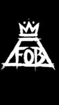 I really want this to be my first tattoo because fall out boy saved my life, in retrospect.