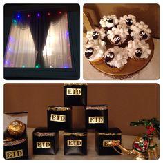 Eid lights. Sheep cupcake. Kaaba gift box Sheep Cupcakes, Eid Ideas, Eid Eid, Ramadan Decorations, Lights, Frame, Crafts, Inspiration, Tax Day Deals