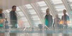Guardians of the Galaxy: Corpsman Dey & Nova Prime