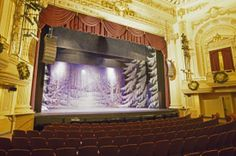 Go to a show at the  Pantages Theater