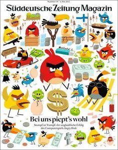 Portada del Süddeutsche Zeitung Magazin.