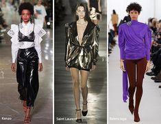 Spring/ Summer 2017 Fashion Trends: 1980s/ Eighties Fashion