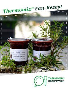 Kirschmarmelade - feurige Kirsche von kala21. Ein Thermomix ® Rezept aus der Kategorie Saucen/Dips/Brotaufstriche auf www.rezeptwelt.de, der Thermomix ® Community.