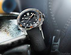 Alpina Extreme Diver 300 Orange - KdS!