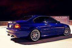 Beautiful BMW E46 M3