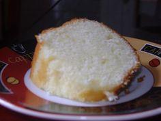 Aprenda a preparar a receita de Bolo de nata