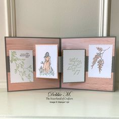 Shop Online for Stampin' Up! Products - Mary Fish, Stampin' Pretty WOW Picks from my Pals Stamping Community. Fun Fold Cards, Folded Cards, Mary Fish, Stampin Pretty, Square Card, Pretty Cards, Simple Art, Stamping Up, Homemade Cards