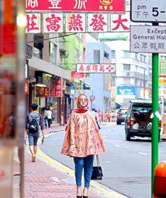 Dian Pelangi in Hong Kong