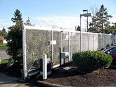 Fence Specialists - Tacoma Chain Link Fence Installation Chain Link Fence Installation, Types Of Fences, Home, Design, Ad Home, Homes, Haus, Houses