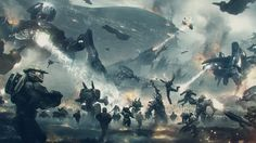 Halo Wars HD Wallpapers Backgrounds Wallpaper