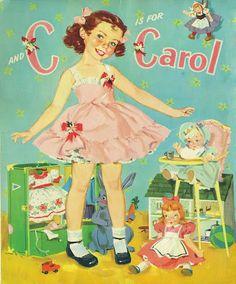 Betsy & Carol