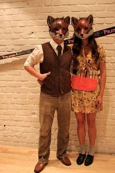 Fantastic Mr. Fox! halloween