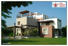 #Luxurious #Farmhouses, are some of the best farmhouses that you can choose to live in as they offer more than just an home – they create a community and an all-around pleasant, upscale living experience. #EmeraldPark #LuxuriousFarmhousesNearAhmedabad #RadheDevelopers Visit: http://www.radhedevelopers.com/projects/emerald-park/