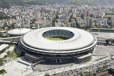 Maracanã Stadium Roof Structure,© schlaich bergermann und partner, Marcus Bredt