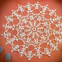Crochet Art: Patron Gratuit Crochet de Wonderful Doily