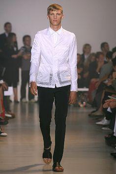 Jil Sander | Spring 2008 Menswear Collection | Style.com