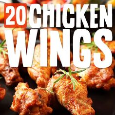 20 Awesome Paleo Chicken Wings | Paleo Grubs.