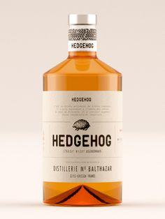 Hedgehog Whisky — The Dieline - Package Design Resource