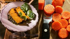 Pyszny bezglutenowy i wegetariański pasztet z pieczonej marchewki z imbirem Vegan Vegetarian, Vegetarian Recipes, Paleo, Healthy Recipes, Vegan Meals, Healthy Foods, Smoothies Vegan, Bbq, Clean Eating