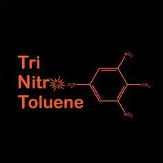 TNT Molecule T-Shirt