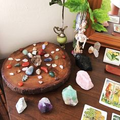 #mine #summersolstice #litha #alter #witchblr #buddha #tarotcards #crystals #crystalball #flowers #divination #foretelling #shells #pagan #pagansoftumblr #witchesoftumblr #fairy #junesolstice #witchcraft #paganwitch  - www.thepaganwitch.com