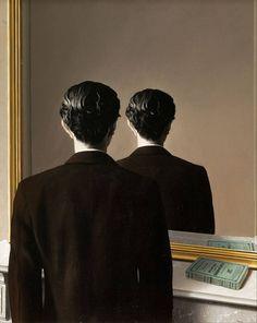 La reproduction interdite (Verboden af te beelden), René Magritte, 1937 | Museum Boijmans Van Beuningen