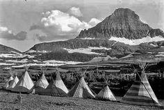 Native American Indian Pictures: Blackfeet