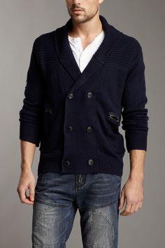 Seduka Double Breasted Sweater
