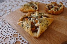 Mallory's Kitchen | Savory Hand Pies with sausage, apples and butternut squash