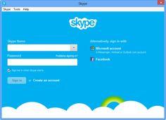 تحميل برنامج Skype 2014 لاجراء محادثات الفيديو الجماعية