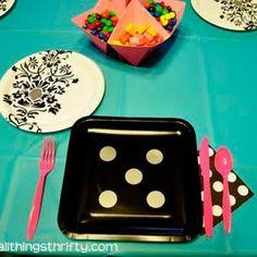 Dice plates