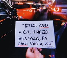 Io faccio caso solo a te Vita mia 😍😍😘😘😘😍😍😘 Ispirational Quotes, Tumblr Quotes, Midnight Thoughts, Italian Phrases, Foto Instagram, Instagram Quotes, Life Sentence, Sad Stories, My Mood