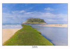 Playa de Lekeitio, Isla de San Nicolás, Isla de Garraitz, playas de Bizkaia, playas de Vizcaya, viajar con niños, Euskadi, Basque Country, País Vasco