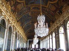 Inside the Castle of Versailles | Versailles France