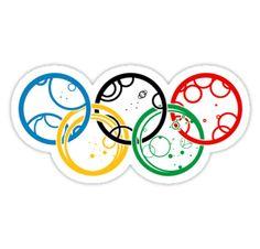"Gallifreyan for ""Olympics"""