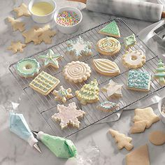 Decorating Christmas Cookies | Taste of Home Recipes
